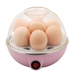 CurioCity Eggpoach Electric Egg Cooker
