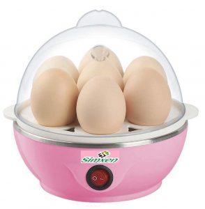 Simxen Electric Automatic Egg Boiler