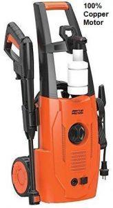 American Micronic 1500 Watt Pressure Washer