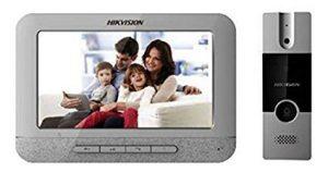 """Hikvision 7"""" DS-KIS201 Video Door Phone / Doorbell"""