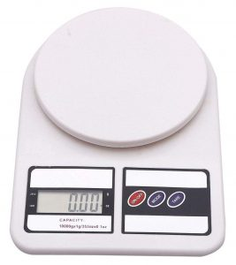 Generic Electronic Kitchen Digital Weighing Scale, Multipurpose
