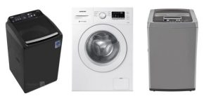 key differences between semi automatic and fully automatic washing machine