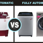 Semi-Automatic vs Fully Automatic Washing Machines: Which one to buy?
