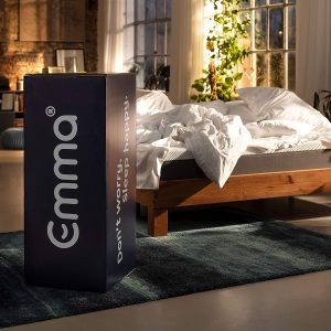 Emma Mattress - Comfort King Size Memory Foam Mattress