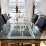 How can a Glass Table Cover Protect your Table?