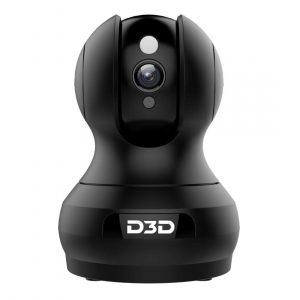 D3D Wireless HD IP Wifi CCTV Indoor Security Camera Model D8801