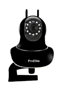 ProElite IP01AX 2MP Full HD (1920x1080) WiFi Wireless IP Security Camera CCTV