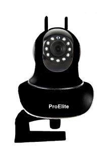 ProElite IP01AX 2MP Full HD (1920x1080) WiFi Wireless IP Security Camera CCTV