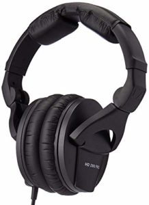 Sennheiser HD 280 PRO ideal Over-Ear Headphones for Home & Recording studio, DJ's, Mixing and Listening Music.