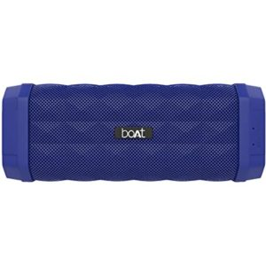 boAt Stone 650 10W with The ipx 5 Rating, 7 Hours of Play time, Bluetooth v4.2 and AUX (Blue)