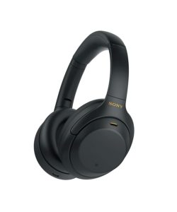 Sony WH-1000XM4 Industry Leading Wireless Noise Cancelling Headphones, Bluetooth Headset with Mic for Phone Calls, 30 Hours Battery Life, Quick Charge, Touch Control & Alexa Voice Control – (Black)
